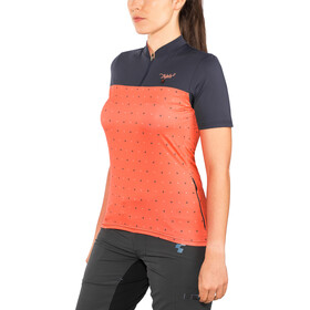 Triple2 Swet Performance Jersey Dam living coral